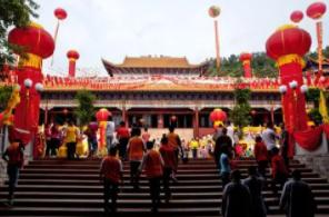 化州南山寺一览